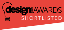 Shortlisted for Design Week Awards 2016